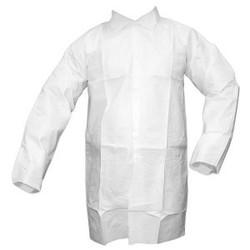 Lab Coats, Non-Woven Disposable2