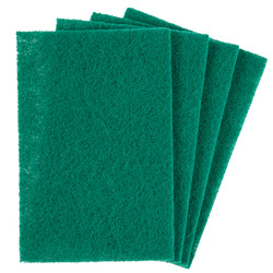 Thinline Green Hand Pads