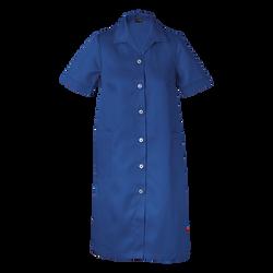 Ladies Poly Cotton House Coat