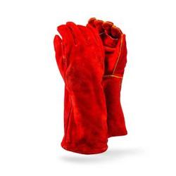 8″ Red Heat Welders Glove