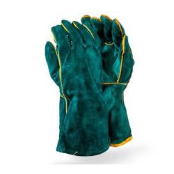 8″ Green Welders Glove