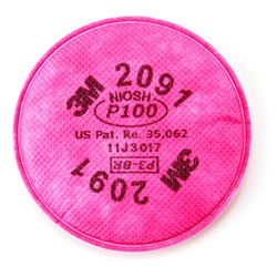3M #2091 Particulate Filter P1