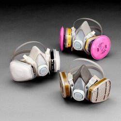 3M #5000 Series, Half Face Respirators
