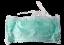 Masks Surgeon with Tie-Backs
