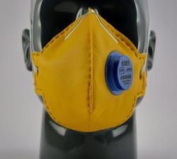 Greenline #5301 FFP3V Valved Masks