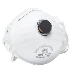 QSA #2021 FFP2V Valved Masks