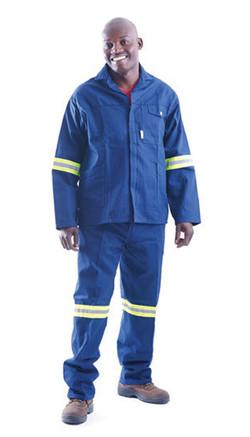 D59 100% Cotton 2PC Conti Suit cw RT