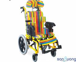 Aluminium Wheelchair (FS985LBGY)