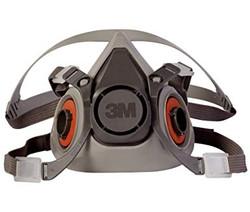 3M #6200 Half Mask Respirator