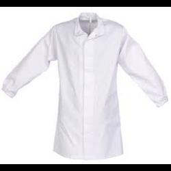 HACCP Dustcoat, White