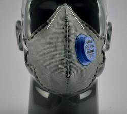 Greenline #5401 FFP2V Valved Masks