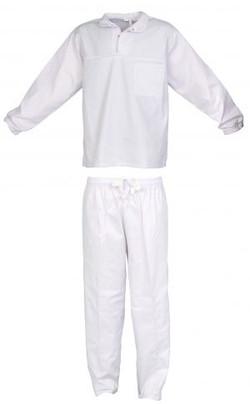 White HACCP Conti Suits