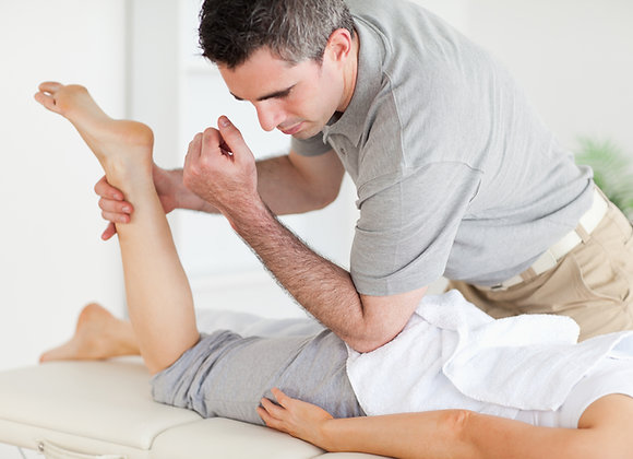Level 4 Sports Massage
