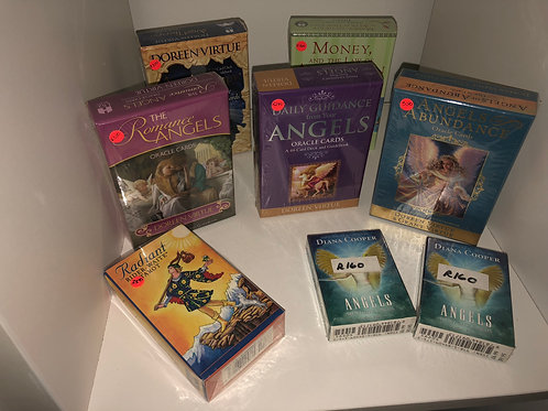 Angel Card packs various R160 - R350