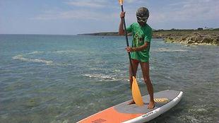 Saint Tugen paddle