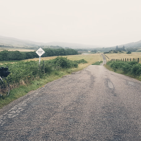 LEJOG Overview Part II: Scottish Storms and Headwinds That Make You Cry! (Week 2)