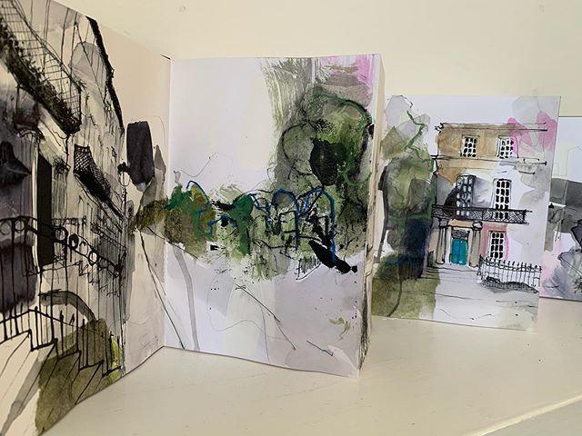 Regent Terrace Sketchbook