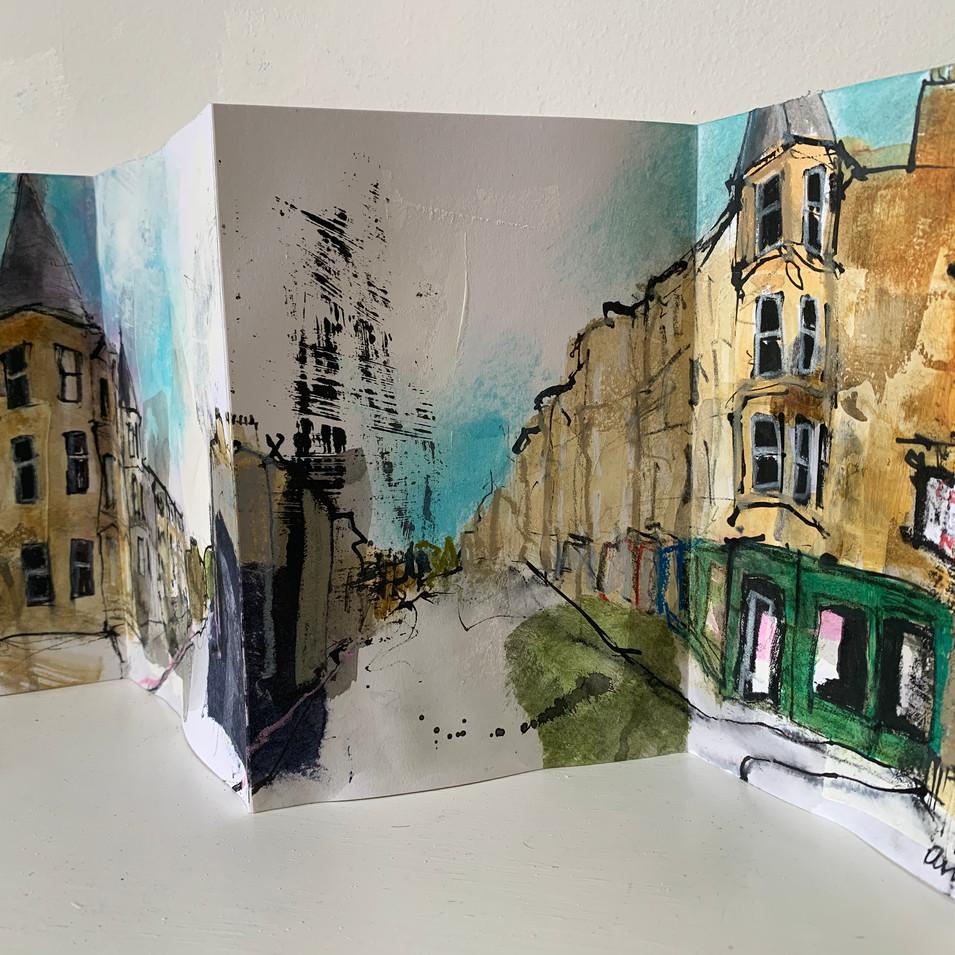 Morningside Road Sketchbook
