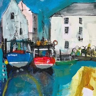Dunbar Harbour, Zephyr