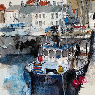 Girl Jean, Cromwell Harbour