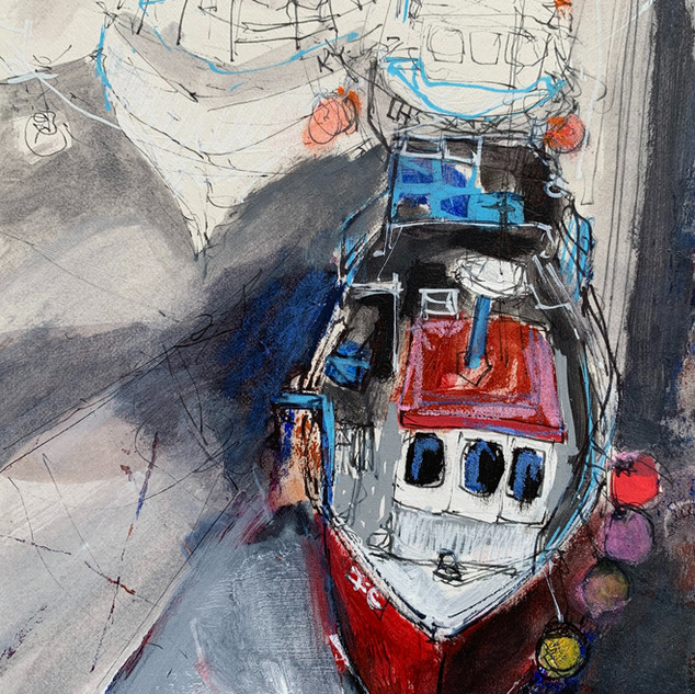 Cromwell Harbour Low Tide