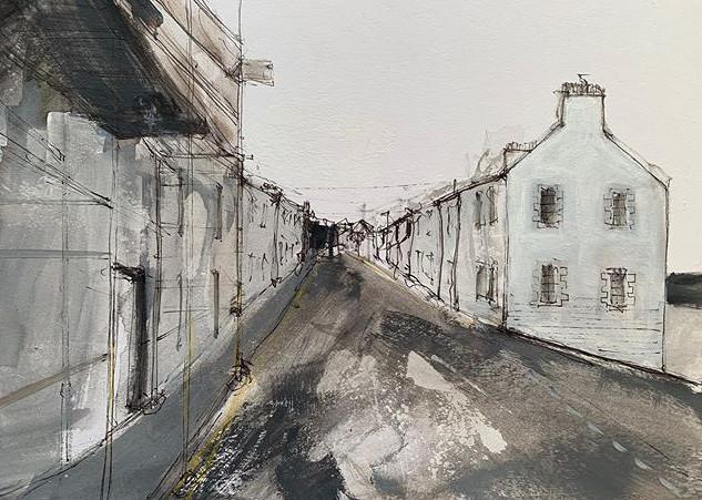 Scaffold, Church Street