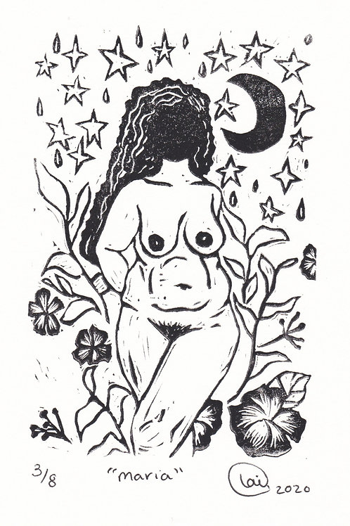 Maria print