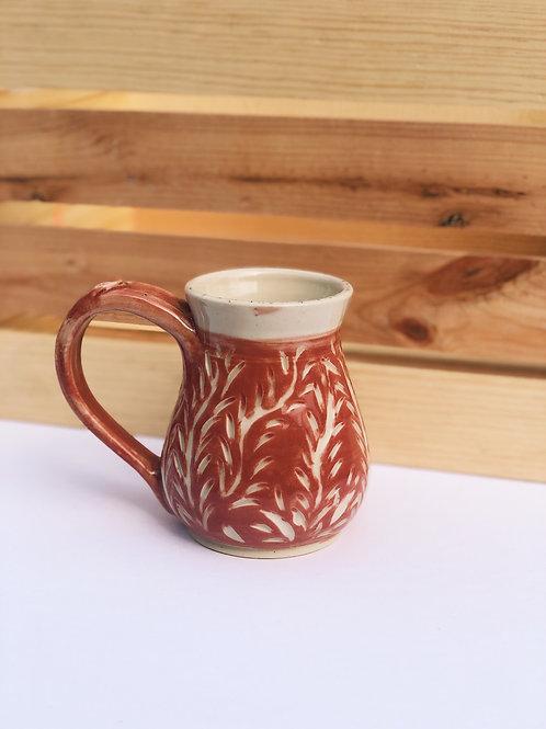 Mug in Pink Vines