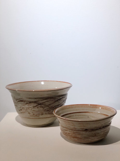 Bowls in tanDLX