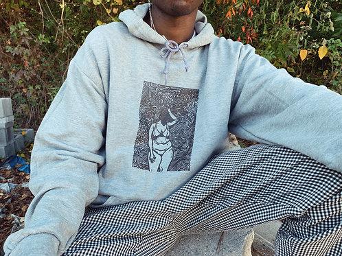 body print 1 hoodie