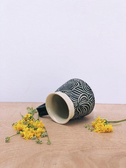 Mug in Meditative Meanders
