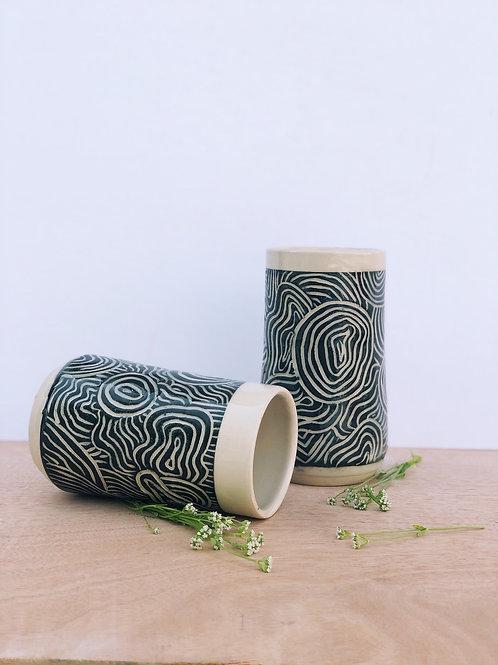 Tumblr Cup in Meditative Meanders