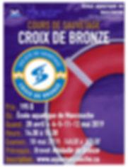 Croix de bronze - Informations - P2019.j