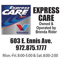 Valvoline Express Care