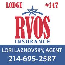 RVOS Insurance - Lodge #147