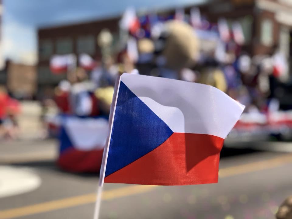 Czech Parade Saturday 10:00am