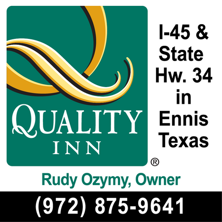 Quality Inn Ennis Texas