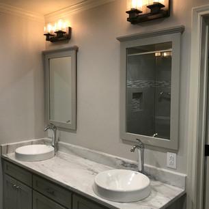Wright's Bathroom Remodel