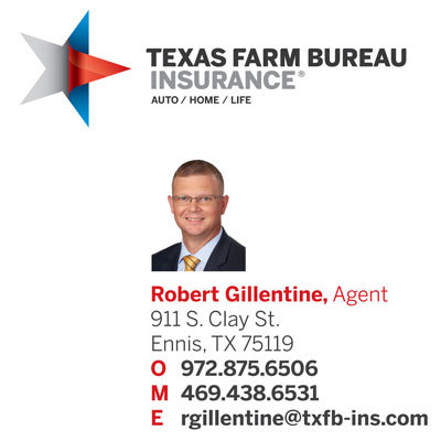 Texas Farm Insurance - Robert Gillentine
