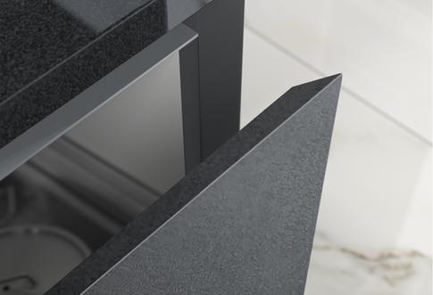 Metallico Bevelled Drawer - Dark Steel HR.tif
