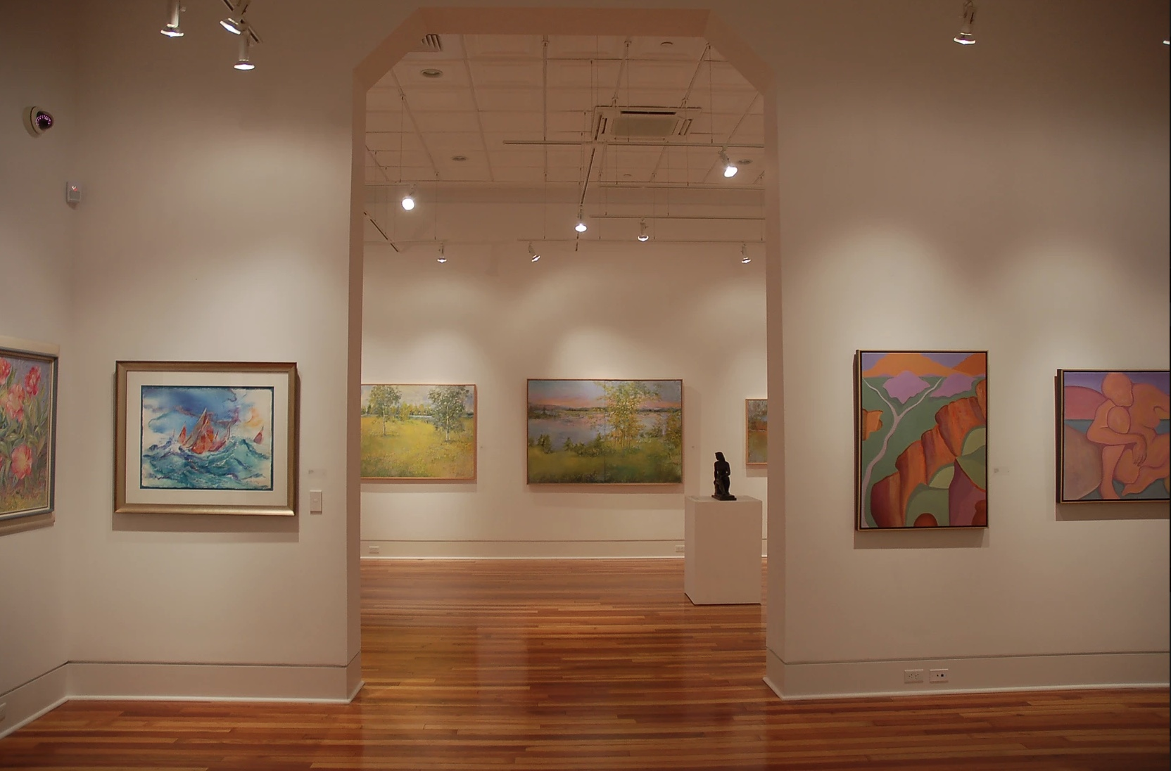 First floor gallery