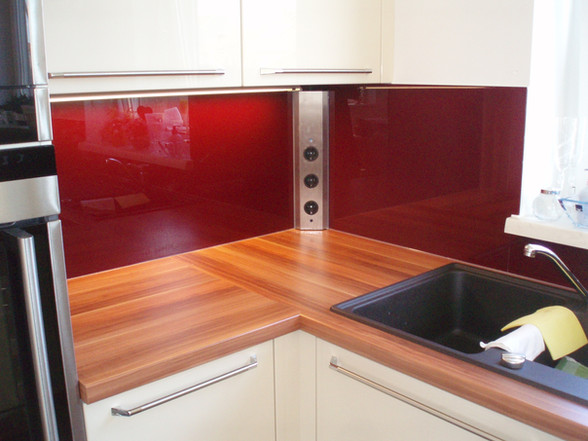 Lackglas S304 Bordeaux