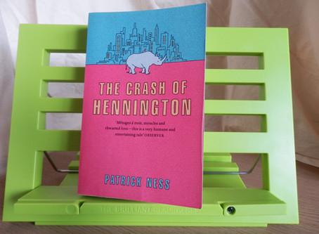 The Crash Of Hennington, by Patrick Ness
