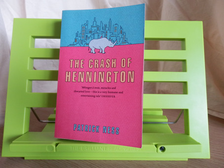 The Crash Of Hennington, by Patrick Ness