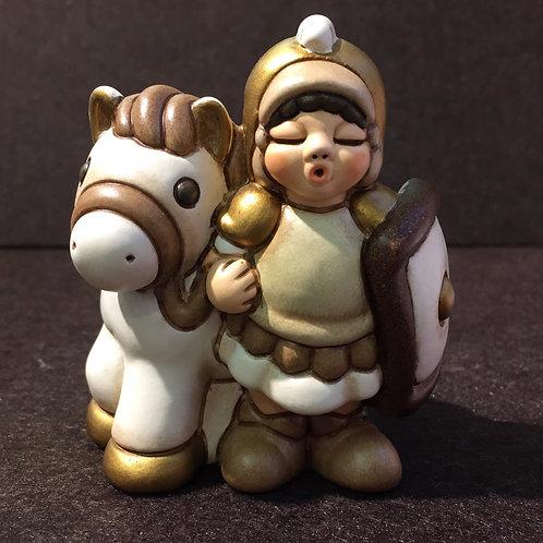 Thun / Soldat mit Pferd