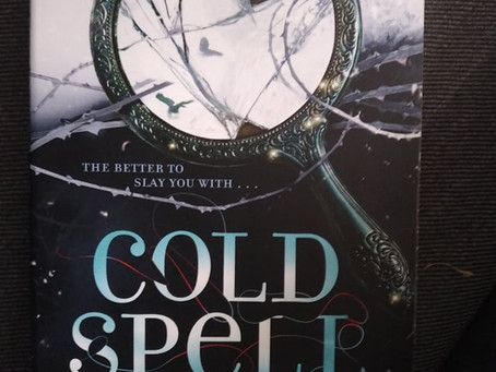Cold Spell, by Jackson Pearce