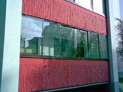 Balkon Schiebeanlage