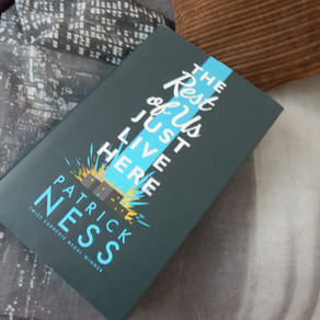 The Rest of Us Just Live Here, by Patrick Ness