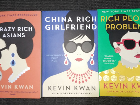Crazy Rich Asians Trilogy, Kevin Kwan