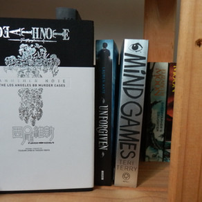 Deathnote; Another note. The Los Angeles BB murder cases, by Tsugumi Ohba and Takeshi Obata